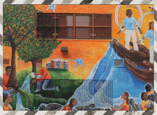 Groundswell Community Mural Project