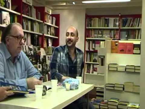 Scrittori a confronto di Maurizio Vitiello con: Rolando Attanasio e Antonio Mocciola