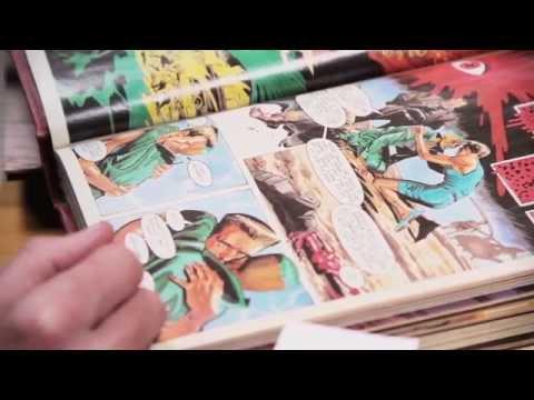 Comics Unmasked - Curators' Introduction