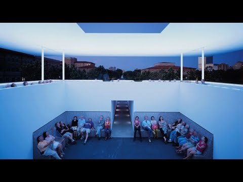 """Aten Reign"" at the Guggenheim and James Turrell's Skyspaces"