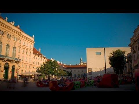 Il Leopold Museum a Vienna