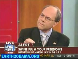 Breaking news: Loss Of Civil Liberties, Martial Law & Swine Flu