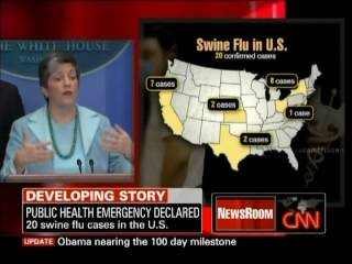 Napolitano - Prepare for possible outbreak months later
