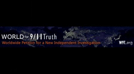 Sign the Worldwide petition for a new investigation into 911
