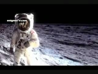 Alien Moon 1-3 NASA never return to the moon?