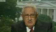 Kissinger threatens regime change in Iran if coup fails