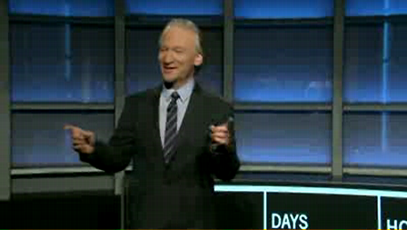 Bill Maher Oath Keepers Rip 09 18 09 REAL TIME 12160.org