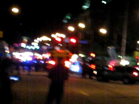 Pitt Police Use Sonic Weapons on Protestors