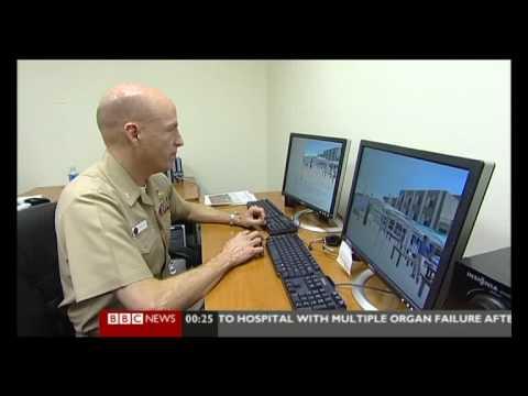 Virtual reality used on traumatized U S Troops