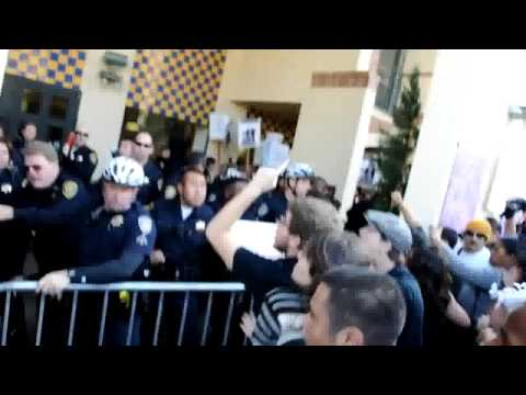 32% Inflation in UCLA Tuition Causes Near Riots (14 Arrested, 1 Tasered)