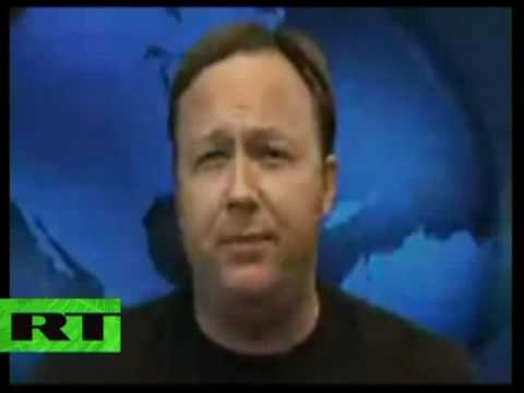 Alex Jones on Climategate: Hoax of all time a global Ponzi scheme