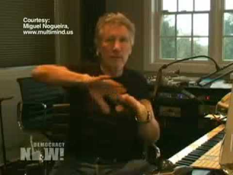 DN! Pink Floyd's Roger Waters Speaks Out in Support of Gaza
