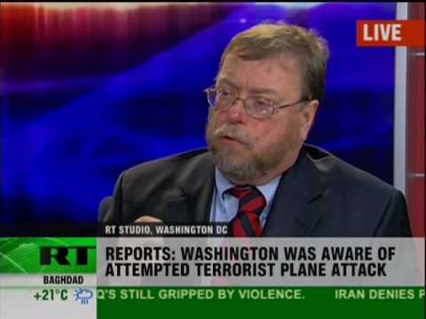 Did US know about Christmas day attempted terrorist attack? Wayne Madsen on RT