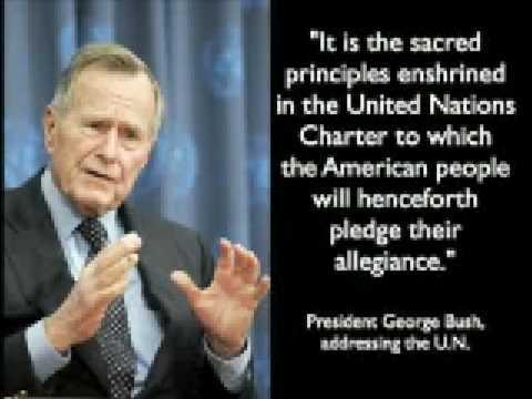 Agenda 21 for a U.N. Dictatorship