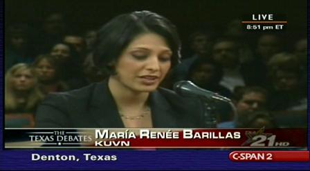 Texas Debates - Illegal Immigration