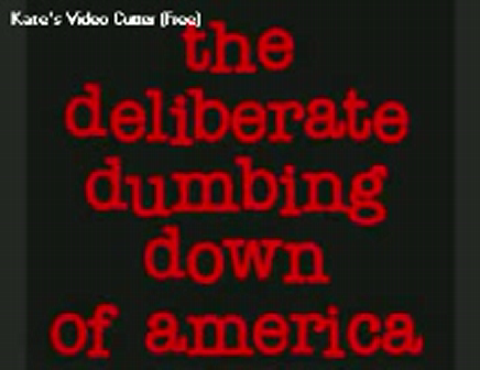 Charlotte Iserbyt is the consummate whistleblower on the dumbing down of American education.