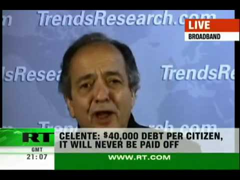 Caliente: The Coming War And Financial Collapse