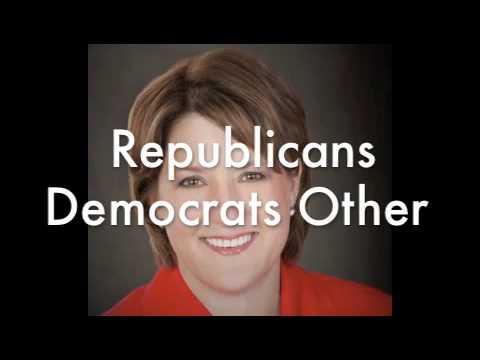 Debra Medina Wins Republican Primary!