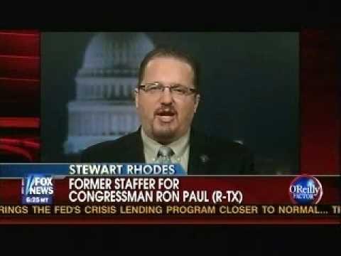 Bill O'Reilly Interviews Oath Keepers Founder Stewart Rhodes - 02/18/10