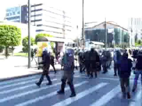 After the Greek Riots › Irregular updates and articles on the situation in Greece