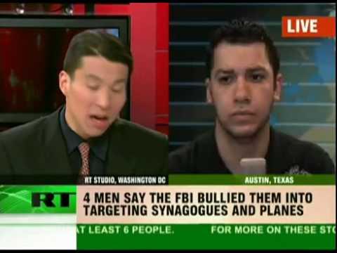 Jason Bermas: The Feds Are Planting Terrorists
