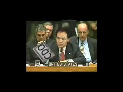 Max Keiser at UN Security Council Talking about Disarming Bankers