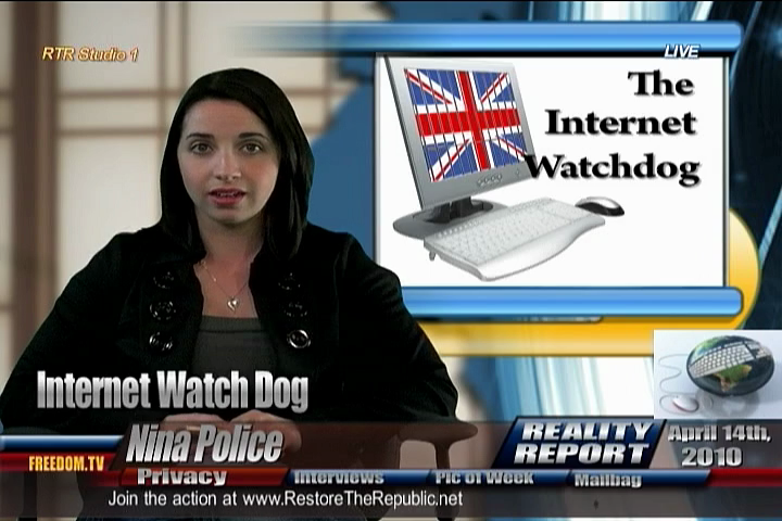 REALITY REPORT #40 - CBS Spins Paul, Badnarik on Articles, Kokesh on Campaigning, FED buys Mall