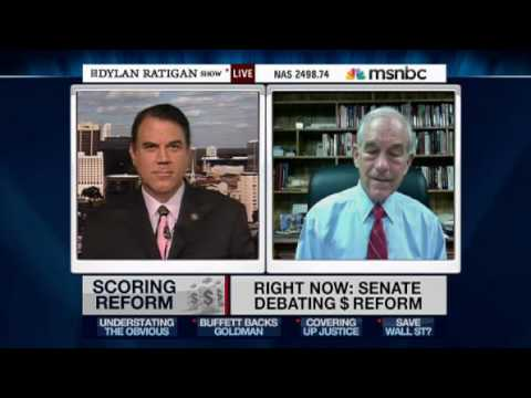 Ron Paul and Alan Grayson: Audit the Fed!