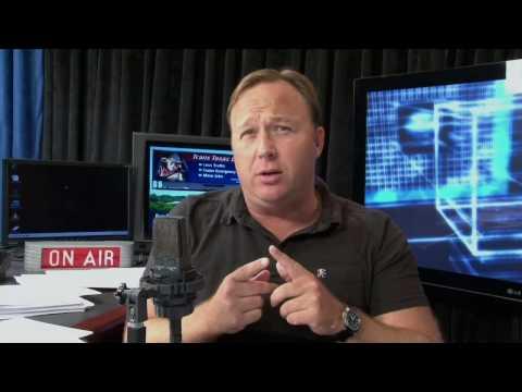 Alex Jones: Bilderberg Is Running Scared
