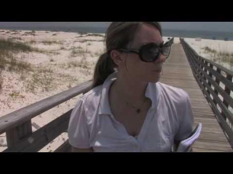 BP Gulf Oil Spill Alabama Shores Day 58-59