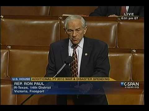 Ron Paul: Current Afghan Policy is Unsustainable