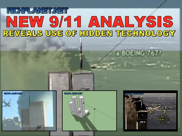 NEW 9/11 ANALYSIS OF WORD TRADE CENTRE ATTACKS