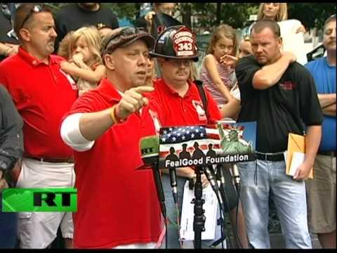 9/11 responders demand justice