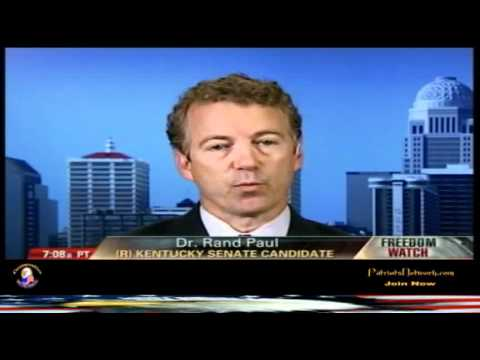 Freedom Watch - Saturday With Rand Paul 8/14/2010