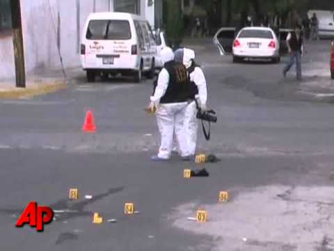 Mexican Marines Find 72 Bodies in No. Mexico