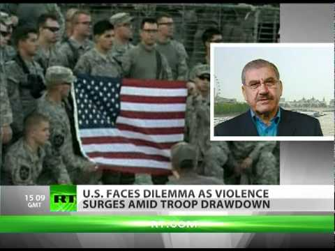 Inside Job? Iraqi govt' involved in deadly bombings to get US troops to stay