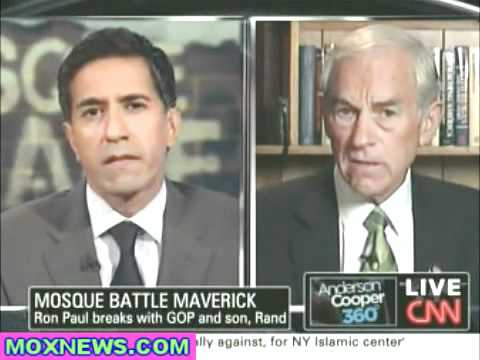 Ron Paul: Goal Of Protesting NYC Mosque Is To Blame Islam For 9/11
