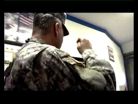 Standing Army. A documentary film about the world of U.S. Military bases