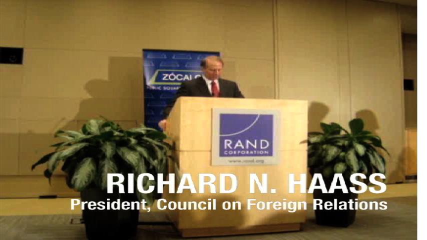"CFR President Admits Wars of Agenda To Serve ""...Global Order"""