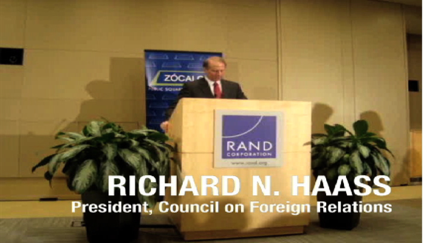 "CFR President Admits Wars of Agenda To Serve ""...Global Order"""