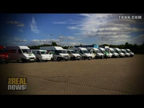 Gaza-Bound Convoy Leaves UK