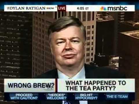 Tea Party 'founder': Palin, Gingrich a 'joke'