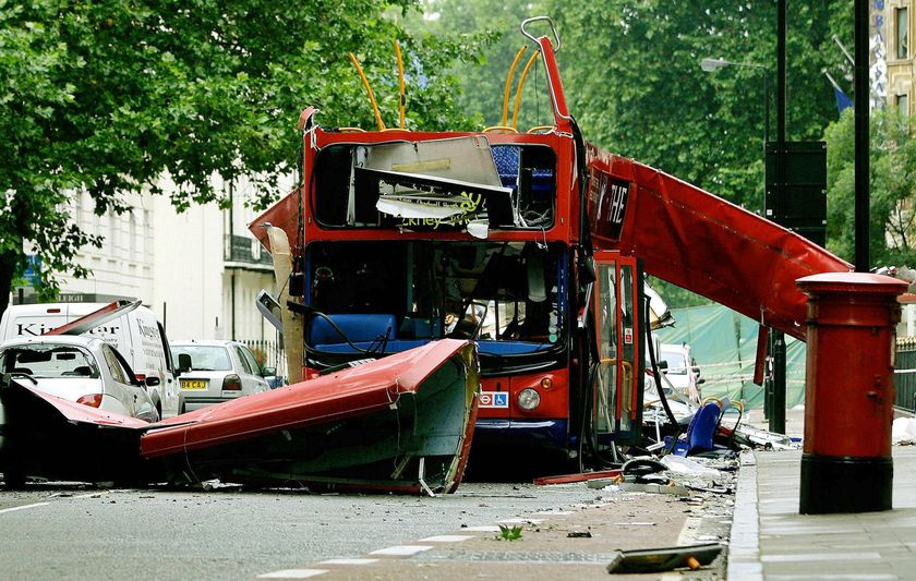 7/7 The Big Picture - London Bombings Documentary