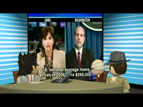 Sparks Meets with Bernanke and Greenspan - Ep 2