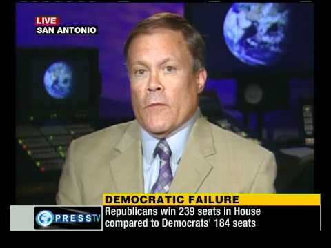 Press TV's Waqar Rizvi talks to Mark Dankof on Democratic Failure