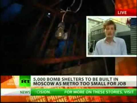 Moscow building 5000 shelters