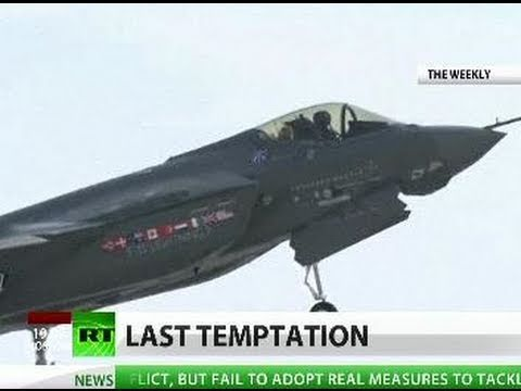 Price of 'Peace': 20 F-35 stealth jets to bribe Israel?
