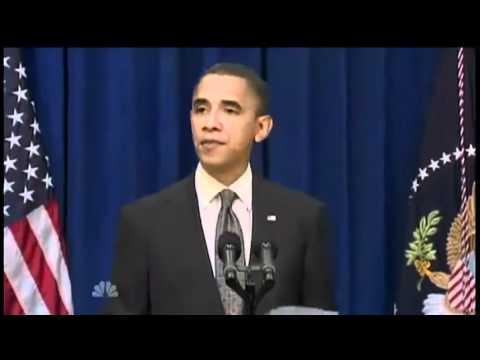 Obama Kicks The Door Open