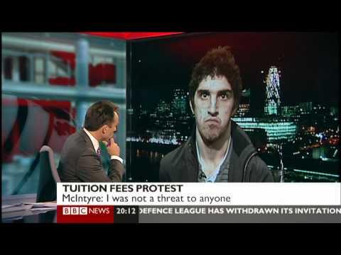 BBC Jody McIntyre interview