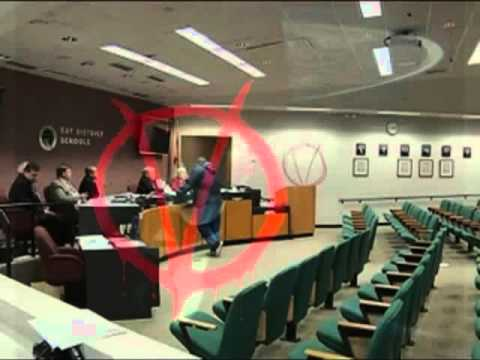 Clay Duke - V for Vendetta - Florida Schoolboard Shooting - Warning Graphic Content - Censored